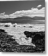 Atlantic Coast / Donegal Metal Print