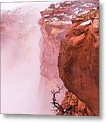Atop Canyonlands Metal Print
