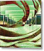 Atrium Metal Print
