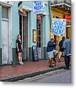 Attitude And Huge Ass Beers Metal Print