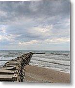 Atwater Pier Metal Print
