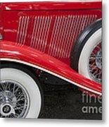 Auburn 12-161 Coupe Metal Print