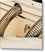Auburn Boattail Speedster Metal Print