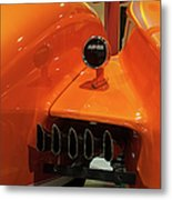 Auburn Rear End Metal Print