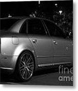 Audi 2 Metal Print