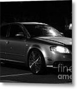 Audi 3 Metal Print