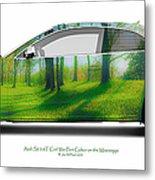 Audi S5 Coupe Mississippi Fort Cobun  Metal Print