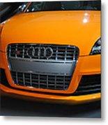 Audi  Tts Metal Print