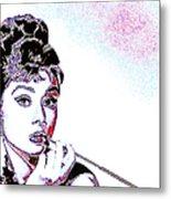 Audrey Hepburn 20130330 Metal Print