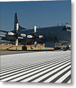 Lockheed Cp-140 Aurora Metal Print