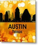 Austin Tx 3 Metal Print
