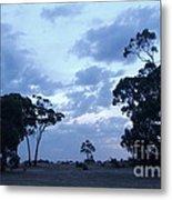 Australian Countryside Metal Print