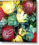 Australian Wild Flowers Metal Print
