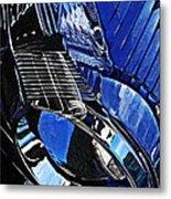 Auto Headlight 71 Metal Print