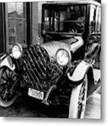 Automobile, 1916 Metal Print