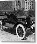 Automobile, 1921 Metal Print