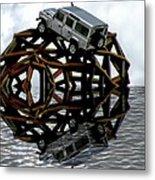 Automotive Metal Print
