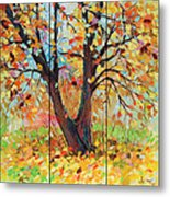 Autumn 1 Metal Print