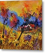 Autumn 884101 Metal Print