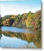Autumn At Durand Metal Print