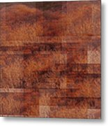 Autumn Forest Of The Northern Song  Metal Print