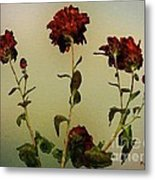 Autumn Fresco Metal Print