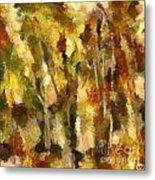 Autumn Impression 2 Metal Print
