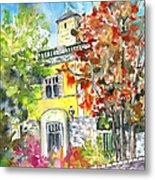 Autumn In Bergamo 02 Metal Print