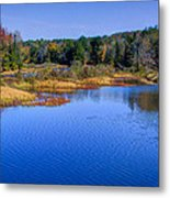 Autumn In The Adirondacks II Metal Print