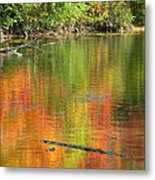 Autumn Jewel Metal Print