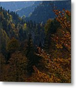 Autumn Magic - Austria Metal Print