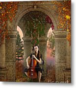 Autumn Melody Metal Print