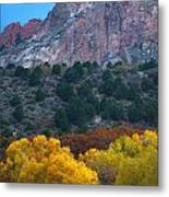 Autumn Of The Gods Metal Print