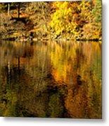 Autumn On Ullswater Metal Print