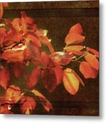 Autumn Promise Metal Print