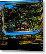 Autumn Reflections 02 Metal Print