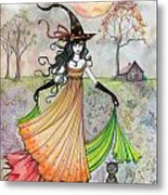 Autumn Reverie Metal Print