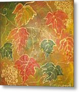 Autumn Rhapsody Metal Print