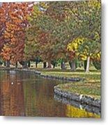 Autumn Serenity Metal Print
