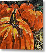 Autumn Metal Print by Vickie Warner