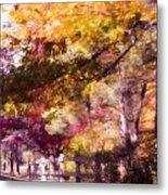 Autumn Xxxxii Metal Print
