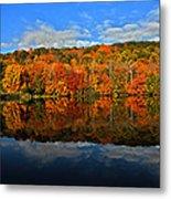 Autumnscape Metal Print