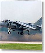 Av-8b Harrier Metal Print
