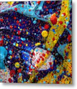 Available Space Metal Print