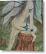Avenger Of Trees Metal Print