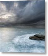 Avoca Sunrise 2 Metal Print