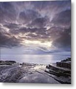 Avoca Sunrise 3 Metal Print by Steve Caldwell