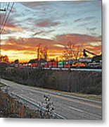Away From The Sun Metal Print
