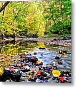 Awesome Autumn  Metal Print