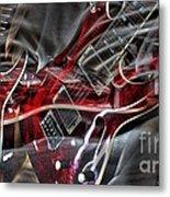 Awsome Pairing By Steven Langston Metal Print